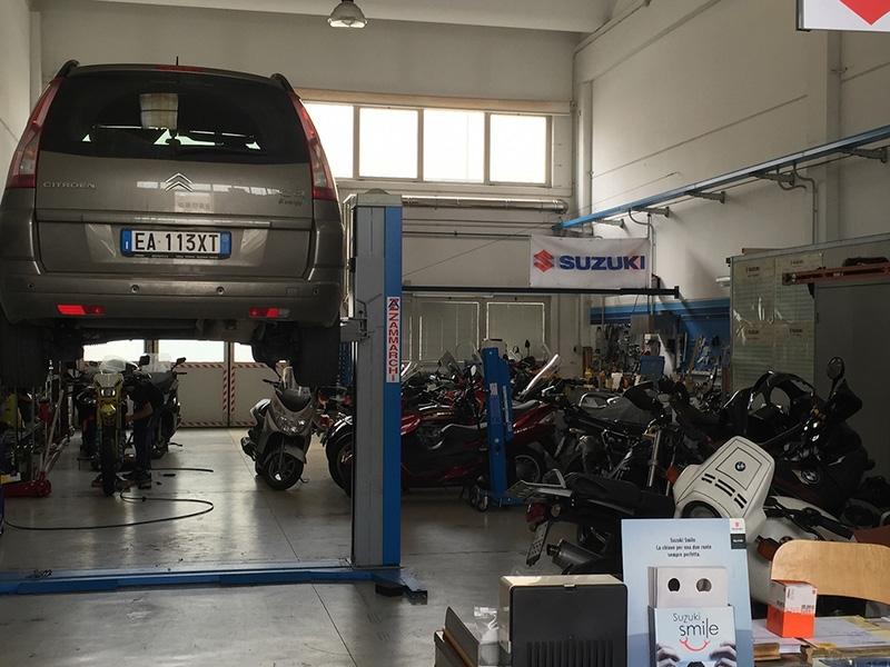 ghetti moto officina riparazione moto ravenna - moto e scooter