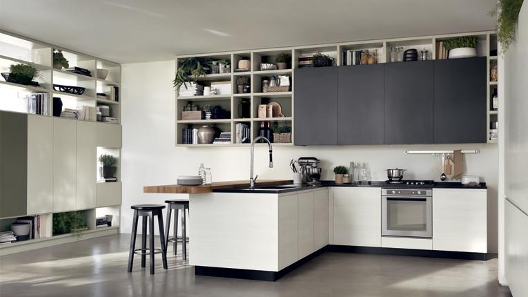 Arredamenti spadaro mobili chiaravalle overplace - Preventivo cucina scavolini ...