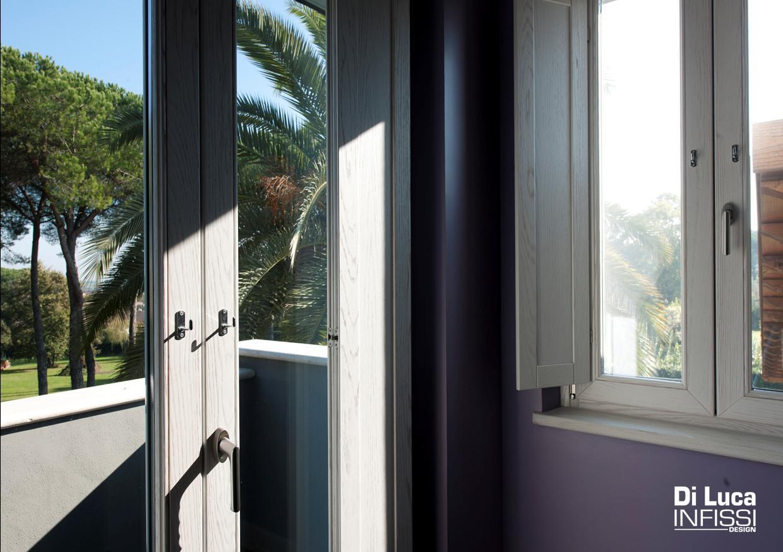 Di luca infissi porte e finestre schuco serramenti e for Finestre infissi