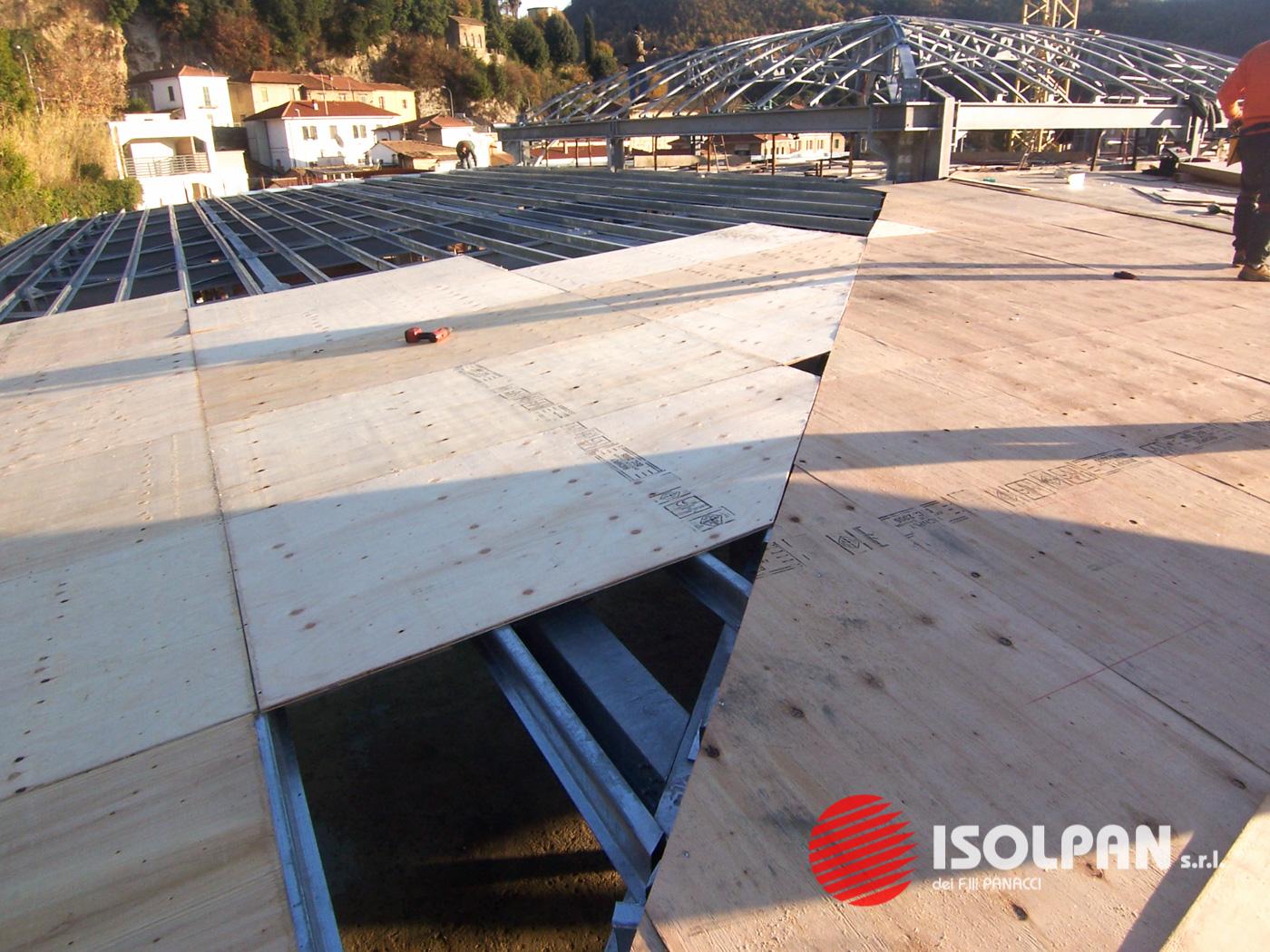 Isolpan Srl - Sistemi di impermeabilizzazione - Sora (FR)   Overplace