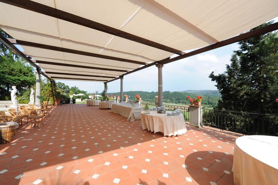 Ricevimenti Matrimoni Toscana : Villa vittoria ricevimenti a carmignano po ville in