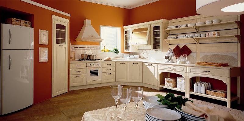 Cucine e salotti cucina ordinata with cucine e salotti - Cucine e salotti insieme ...