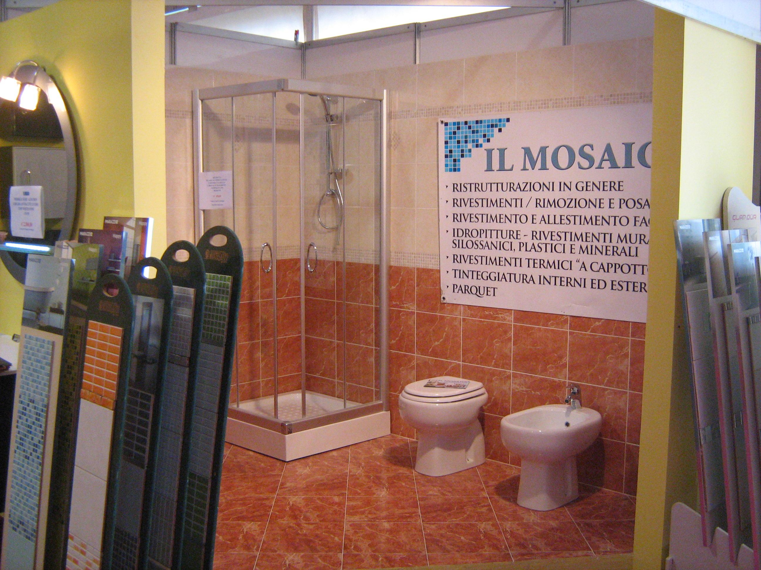 il mosaico a san vittore olona (mi) | pavimenti, rivestimenti ... - Arredo Bagno Parabiago