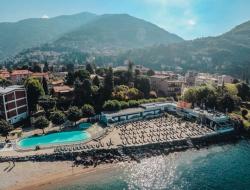 Coupon - Sul Lago di Como, Lido di Bellano propone una cena per due persone con una pizza in omaggio!