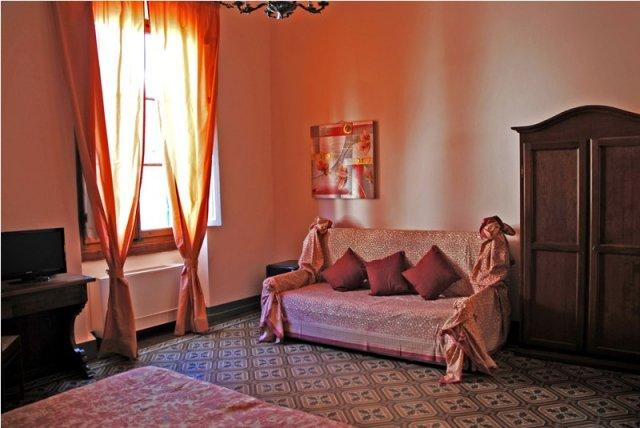 Il magnifico soggiorno b b a firenze bed and breakfast for B b soggiorno madrid firenze