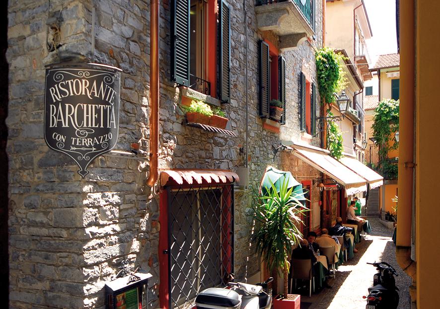 Ristorante a Bellagio | Ristorante Barchetta | Overplace