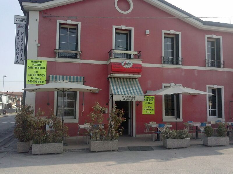 Trattoria Pizzeria Casetta Rossa a Caldogno | Overplace