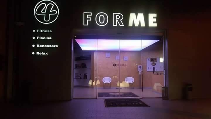 centro benessere 4 forme overplace