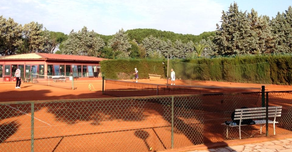 impianto sportivo tennis club garden srl a roma rm. Black Bedroom Furniture Sets. Home Design Ideas