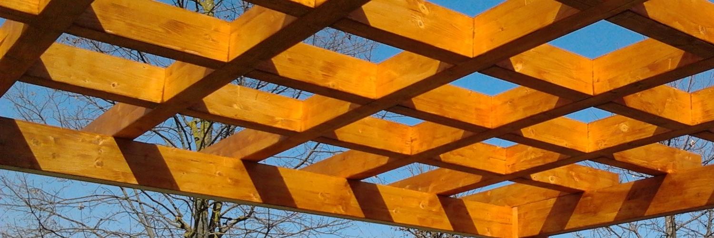 L m montaggi arredamento in legno per esterni for Arredamento arezzo