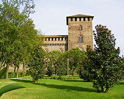 Castello Visconteo a Pavia