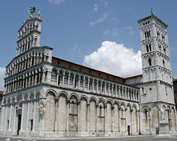 San Michele in Foro a Lucca